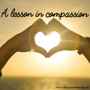 A lesson in compassion [014]