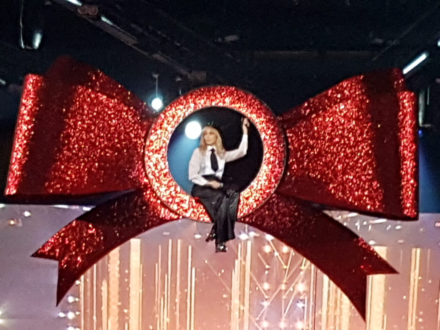 XFactor experience Kylie