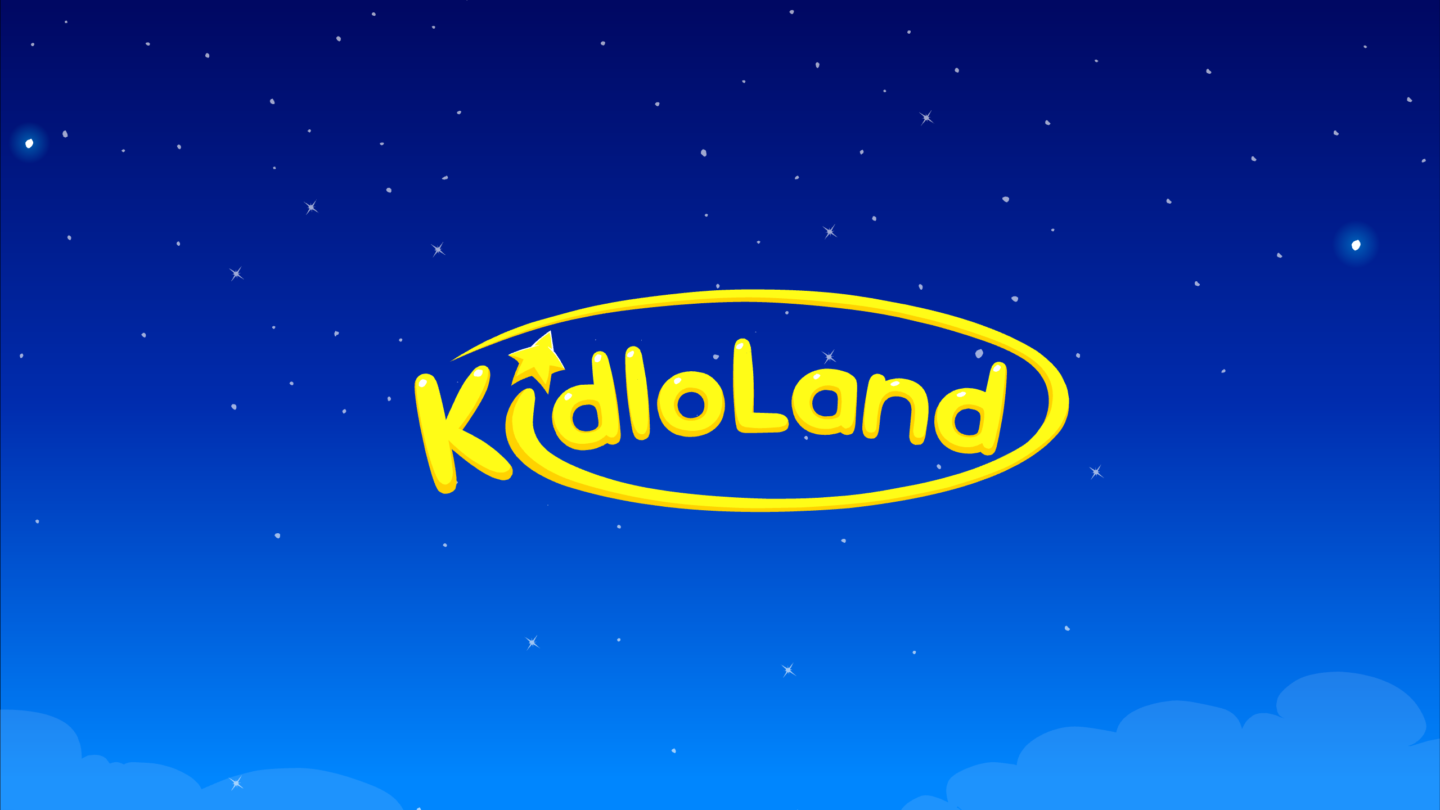 Learning and having fun with the little ones and the KidloLand app