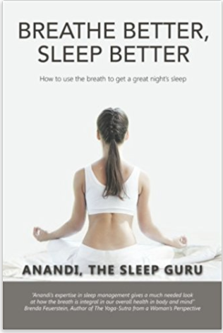 Breathe better, sleep better, by Anandi, the sleep guru. Review by Mind your Mamma